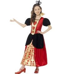 Dětský kostým Miss Hearts Pro věk (roků) 10-12