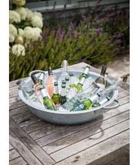 Garden Trading Zinkový květináč/chladič Bibury 74 cm