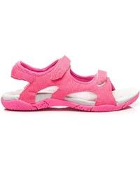 Sandály haker sport růžové