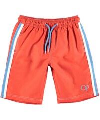 Ocean Pacific Plain Swim Shorts dětské Boys Red