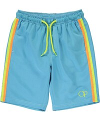 Ocean Pacific Plain Swim Shorts dětské Boys Turquoise