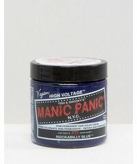 Manic Panic - NYC - Coloration crème semi-permanente pour les cheveux - Bleu Rockabily - Bleu