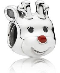 Pandora Rudolph Charm Rot 791781EN39