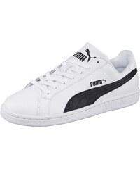 Große Größen: PUMA Smash L Sneaker, Weiß-Schwarz, Gr.37-46