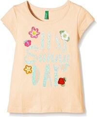 United Colors of Benetton Mädchen, T-Shirt, 3QT6C14JP
