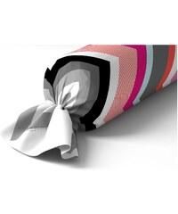 Inspiration par Anne de Solène Inspiration - Taie de traversin - multicolore