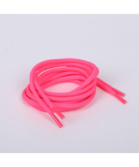 Lesara Runde Schnürsenkel - Pink