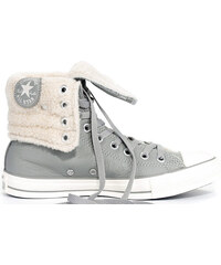Converse Chuck Taylor All Star leather W šedá