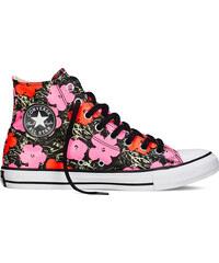 Converse Chuck Taylor All Star Flowers W růžová