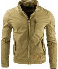 Jarní/podzimní khaki bunda (tx1181) velikost: XXL, odstíny barev: zelená