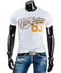 Pánské tričko Gatomon bílé - bílá
