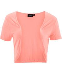 bpc bonprix collection Boléro rose manches courtes femme - bonprix