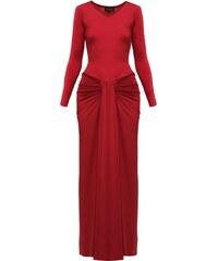 CoutureOne ZOE Cocktailkleid / festliches Kleid rostrot