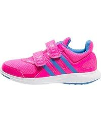 adidas Performance HYPERFAST 2.0 Laufschuh Neutral shock pink/ray blue/white