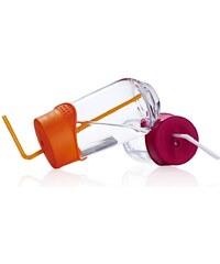SafeSip Ochrana před rozlitím nápoje - růžová