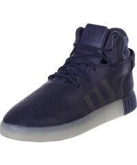 adidas Tubular Invader chaussures dark blue/vintage white