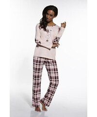 Cornette 655/13 warm Dámské pyžamo