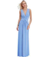 Goddess Světlo modré šaty Revita