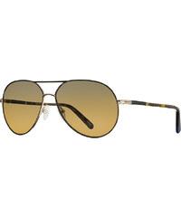 Černo-žluté sluneční brýle GANT GWS 8017