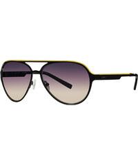 Černo-fialové sluneční brýle GANT GA7022