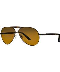 Hnědo-oranžové brýle GANT GS7014