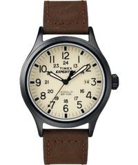 Timex Scout - Montre bracelet cuir - marron