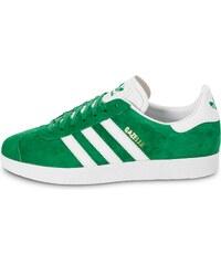 adidas Baskets/Tennis Gazelle Verte Homme