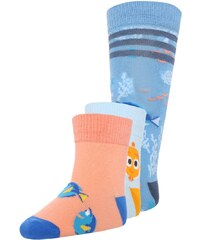 adidas Performance NEMO 3 PACK Socken light blue/ice mint