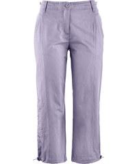 bpc bonprix collection Pantacourt violet femme - bonprix