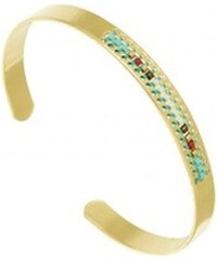 Trendy Mademoiselle Bracelet en plaqué or - doré