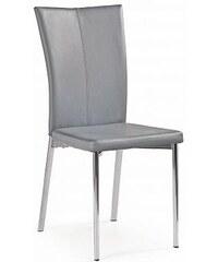 Jídelní židle K113, šedá