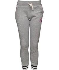 Converse Mädchen Vintage Jogginghose Grau