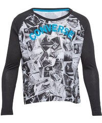 Converse Girls Subliminated Photo Collage Top