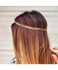 Lesara Dreigliedriges Haarband im Ethno-Stil