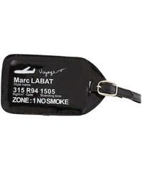 Marc Labat Porte-étiquette bagage - noir