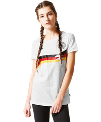 adidas Deutschland Retro W T-Shirt white