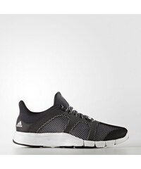 Dámská obuv adidas AdiPure Flex 41 1/3 ČERNÁ - BÍLÁ