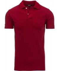 Pánské tričko Majiramon bordó - bordó