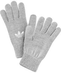 adidas Trefoil Handschuhe medium grey heather