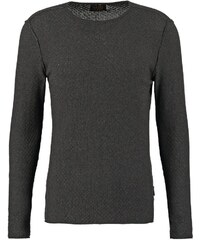 Gabba ROBIN Strickpullover charcoal