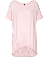 RAINBOW Shirt mit Bündchen halber Arm in rosa für Damen von bonprix