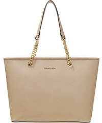 MICHAEL Michael Kors JET SET TRAVEL Handtasche bisque
