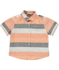 Košile s krátkým rukávem Lee Cooper Stripe dět.