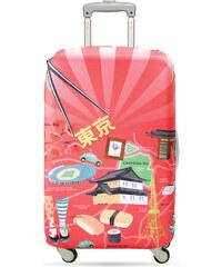 Korall bőröndhuzat Loqi Urban Tokyo ceb7dbcc01