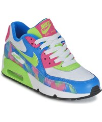 Nike Chaussures enfant AIR MAX 90 PRINT MESH JUNIOR
