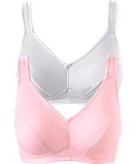 bpc bonprix collection Lot de 2 soutiens-gorge, Bon. E blanc lingerie - bonprix