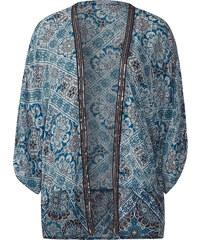 Cecil Leichte Kimono-Blusenjacke - celestial blue, Herren