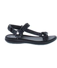 Blink Sandale mit Pailletten-Riemen - Schwarz - 36