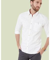 Ted Baker Oxford-Hemd Weiß