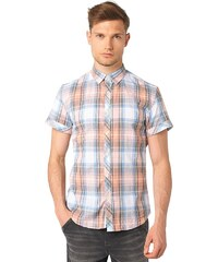 TOM TAILOR DENIM Hemd »summer short tartan shirt«
